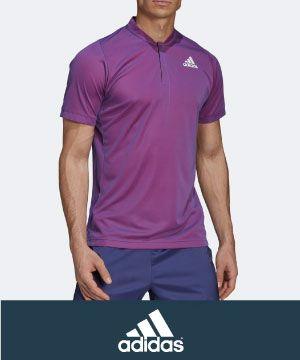 adidas Men's Tennis Apparel