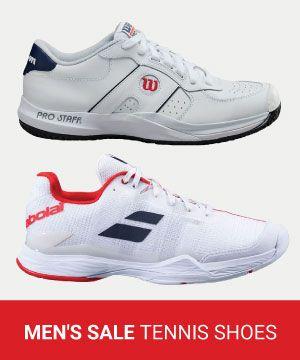 Men's Tennis Shoe Specials