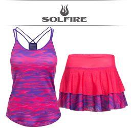 Solfire Women's Tennis Apparel