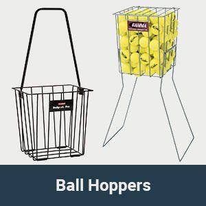 Tennis Ball Hoppers