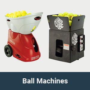 Tennis Ball Machines