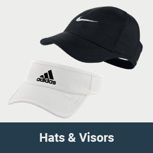 Tennis Hats, Caps & Visors