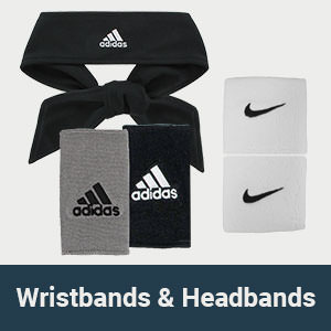 Tennis Wristbands & Headbands