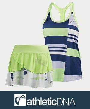Athletic DNA Women's Tennis Apparel
