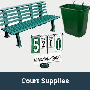 Tennis Court Supplies