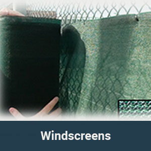 Tennis Windscreen, Backdrops, and Dividers