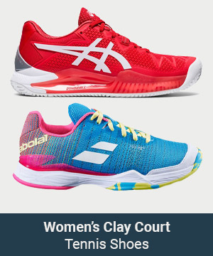 Women's Clay Court Shoes