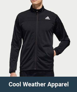 Men's Cool Weather Apparel