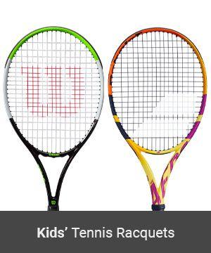 Kids Tennis Racquets