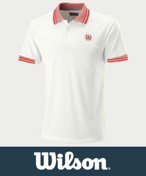 Wilson Men's Tennis Apparel