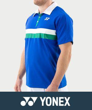 Yonex Men's Tennis Apparel