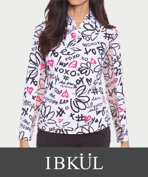 Ibkul Women's Tennis Apparel
