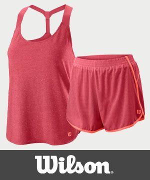 Wilson Women's Tennis Apparel