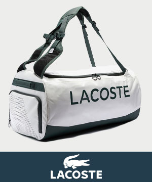 Lacoste Tennis Bags