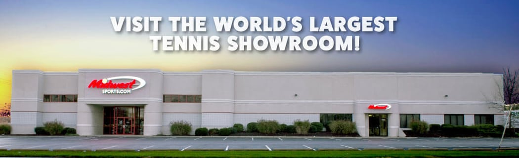 Tennis-Point Showroom