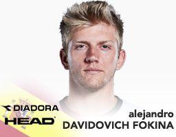 Alejandro Davidovich Fokina