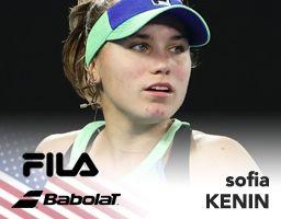 Sofia Kenin