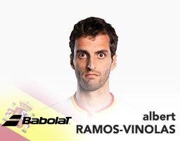 Albert Ramos Vinolas