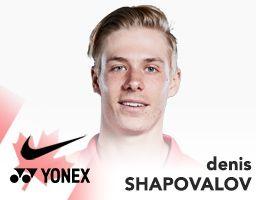 Denis Shapovalov