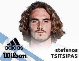 Stefanos Tsitsipas