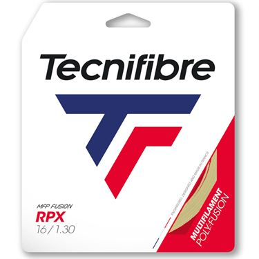 Tecnifibre RPX 16G Tennis String - Natural