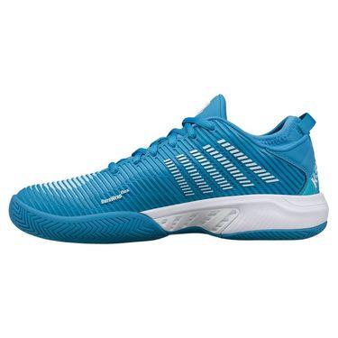 K Swiss Hypercourt Supreme Mens Tennis Shoe Swedish Blue/White/Scuba Blue 06615 419