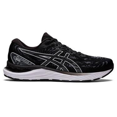 Asics Gel Cumulus 23 Mens Running Shoe Black/White 1011B012 001