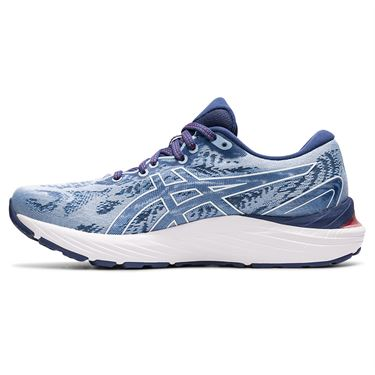Asics Gel Cumulus 23 Womens Running Shoe Mist/White 1012A888 417