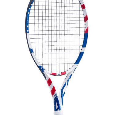 Babolat Pure Aero USA Tennis Racquet Red/White/Blue 101419 331