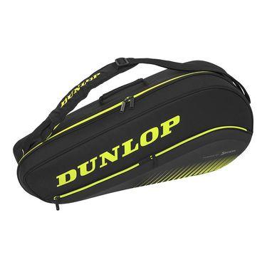 Dunlop Srixon SX Performance 3 pack Tennis Bag - Black/Yellow
