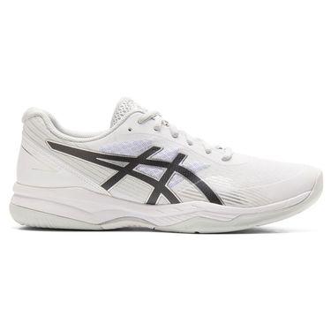 Asics Gel Game 8 Mens Tennis Shoe White/Black 1041A192 101