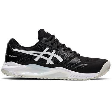 Asics Gel Challenger 13 Mens Tennis Shoe Black/White 1041A222 001