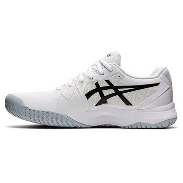 Asics Gel Challenger 13 Mens Tennis Shoe White/Black 1041A222 101