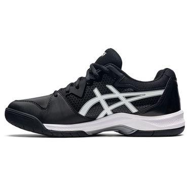 Asics Gel Dedicate 7 Mens Tennis Shoe Black/White 1041A223 001