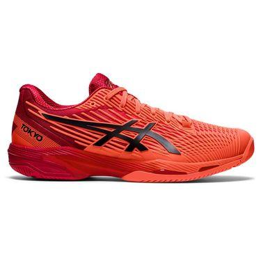 Asics Solution Speed FF 2 Mens Tennis Shoe - Tokyo Sunrise Red ...