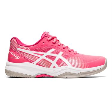 Asics Gel Game 8 Womens Tennis Shoe Pink Cameo/White 1042A152 700