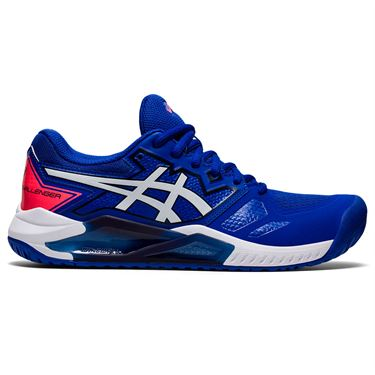Asics Gel Challenger 13 Womens Tennis Shoe Lapis Lazuli Blue/White 1042A164 400