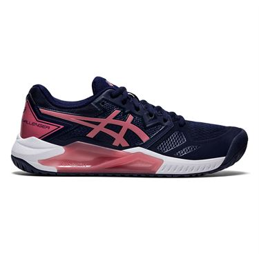 Asics Gel Challenger 13 Womens Tennis Shoe Peacoat/Smokey Rose 1042A164 401