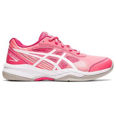 Asics Junior Gel Game 8 GS Tennis Shoe - Pink Cameo/White   Tennis ...