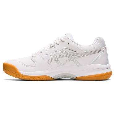 Asics Gel Renma Womens Pickleball Shoe White/Black 1072A073 102