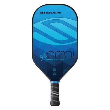 Selkirk Amped Omni Midweight Pickleball Paddle - Aqua