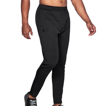 Under Armour Sportstyle Pique Track Pant Mens Black 1313201 002