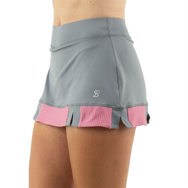 Sofibella Euphoria 13 inch Skirt Womens Grigio 1325 GRI
