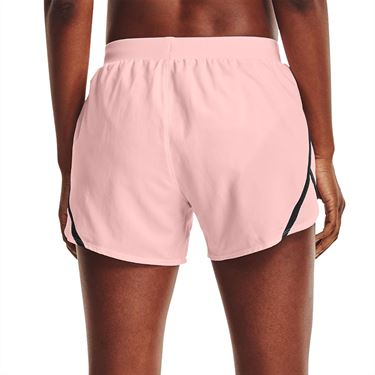 Under Armour Fly By 2.0 Short Womens Beta Tint/Reflective 1350196 660