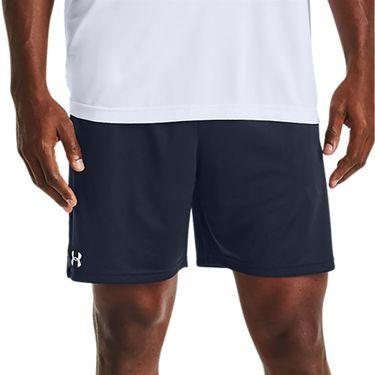 Fila Locker 7 inch Pocketed Shorts Mens Midnight Navy/White 1351353 410