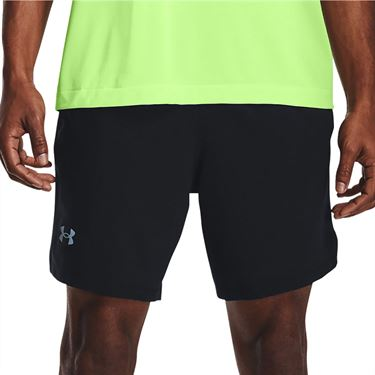 Under Armour Launch Run 2 in 1 Short Mens Black/Reflective 1361497 001
