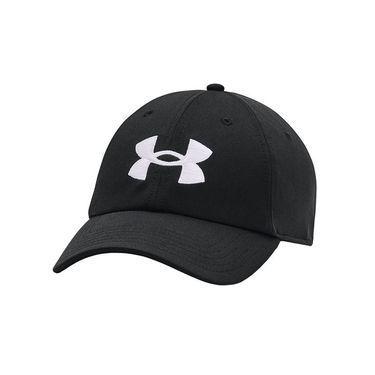 Under Armour Blitzing Adjustable Mens Hat - Black/White