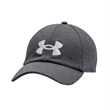 Under Armour Blitzing Adjustable Mens Hat - Gray/Mod Gray