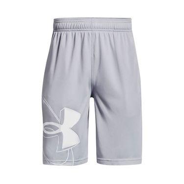 Under Armour Boys Prototype 2.0 SSZ Shorts Mod Gray/White 1361819 011