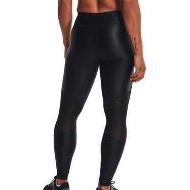 Under Armour Iso Chill Team Legging Womens Black/White 1365484 001
